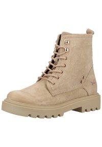 Sansibar Shoes - Veterboots - beige - 1