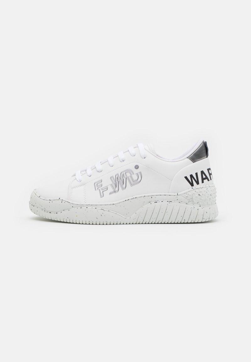 F_WD - Baskets basses - white/grey