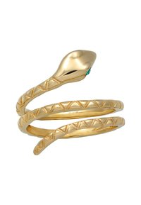 Elli - PINKY SCHLANGE  - Ring - gold-coloured - 3