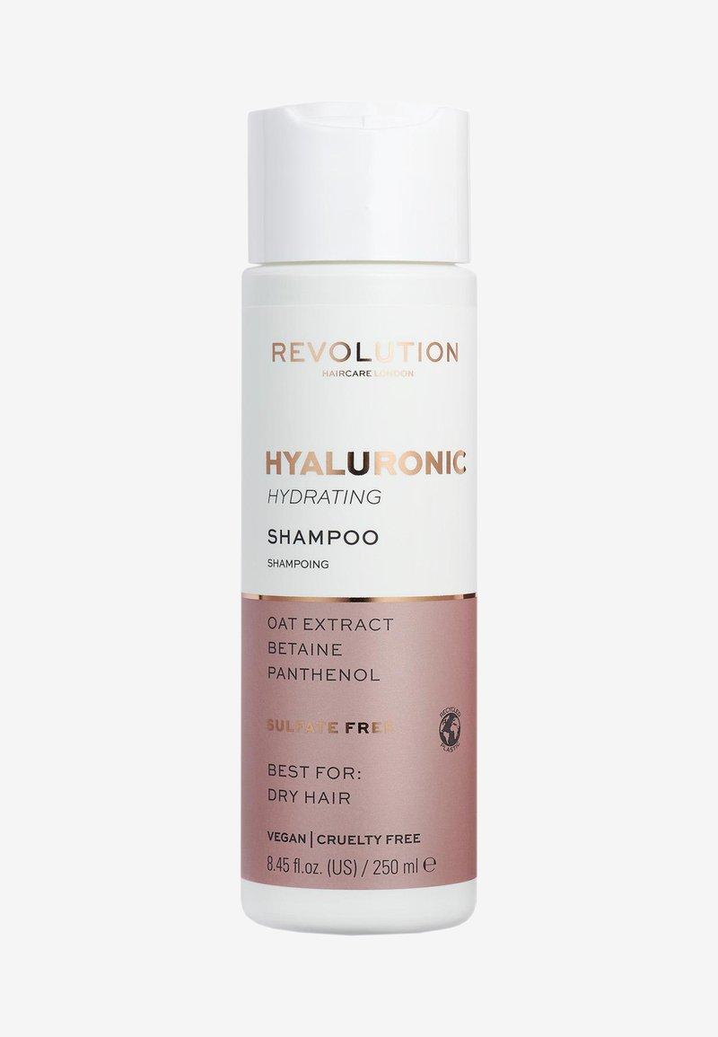 Revolution Haircare - HAIRCARE HYALURONIC ACID HYDRATING SHAMPOO - Shampoo - -