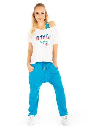 MCT017 ULTRA LIGHT - Print T-shirt - vanilla