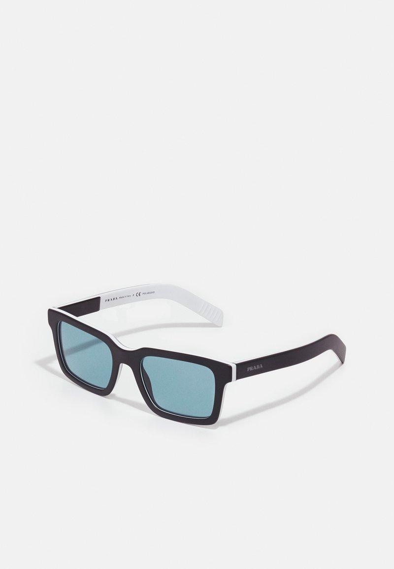 Prada - Sluneční brýle - black/white