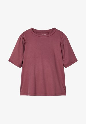 Basic T-shirt - wild ginger