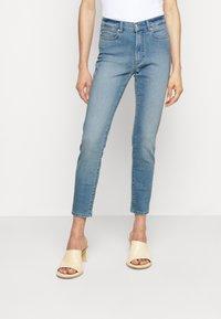 HUGO - CHARLIE - Jeans Skinny Fit - light/pastel blue - 4