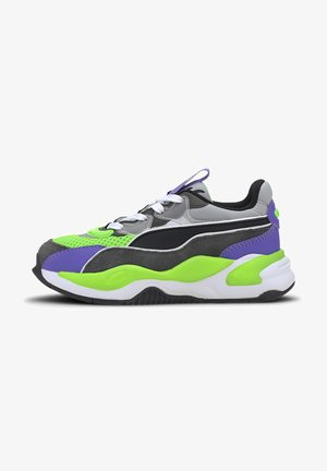 INTERNET EXPLORING - Trainers - dark shadow fluo green