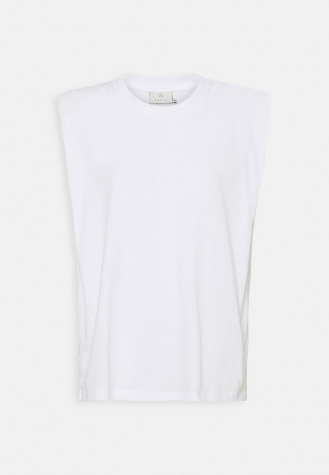 CIKA - T-shirt basic - optical white