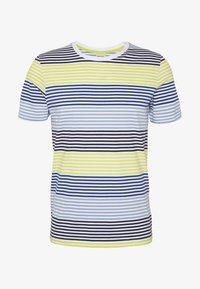 Jack & Jones - JCOARAF TEE CREW NECK - Camiseta estampada - sulphur spring - 4