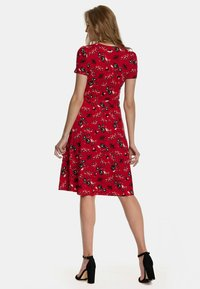 Vive Maria - RED PARADISE  - Jersey dress - rot allover - 2