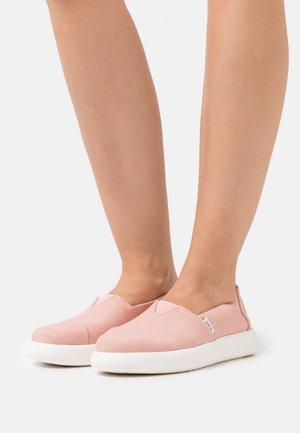 ALPARGATA MALLOW - Trainers - dusty pink