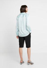 Banana Republic - DILLON UTILITY SOFT - Button-down blouse - mint - 2