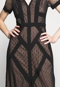 BCBGMAXAZRIA - EVE LONG DRESS - Vestido de fiesta - black - 6