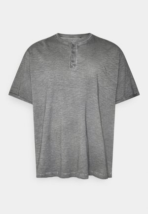 KURZARM - T-shirt med print - grey