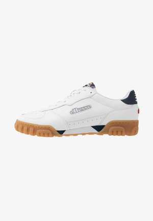 TANKER - Trainers - white/dark blue