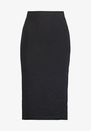 TUTTI  - Pencil skirt - black