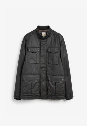 FOUR POCKET  - Light jacket - black