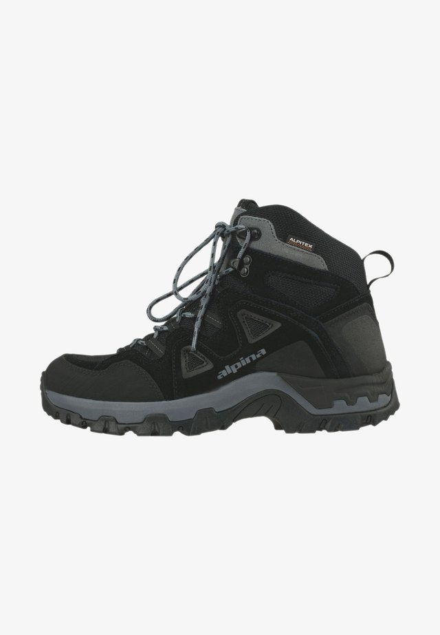 Hikingschuh - black