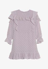 Bardot Junior - ABBIE RUFFLE DRESS - Cocktail dress / Party dress - lilac - 3