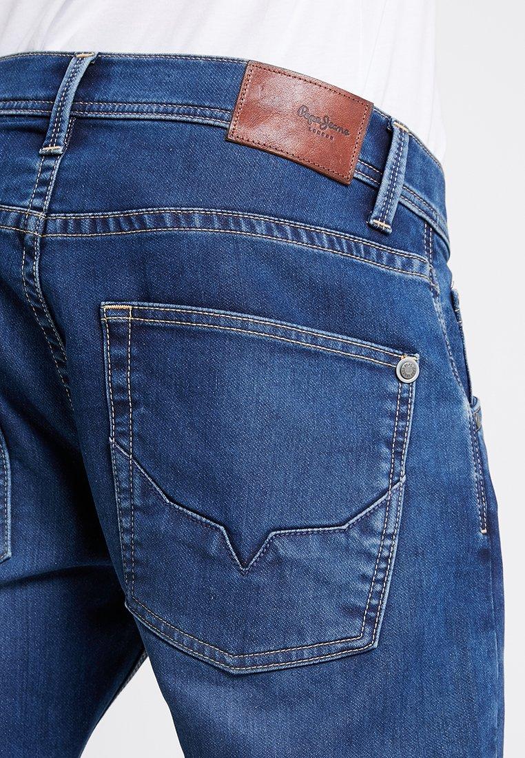 Uomo TRACK - Jeans slim fit