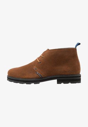 HUNTER - Chaussures à lacets - tan