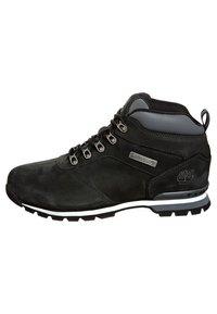 Timberland - SPLITROCK  - Lace-up ankle boots - black nubuck - 4