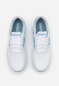 Skechers Performance - GO GOLF MAX DRAW - Golfové boty - white/blue - 3
