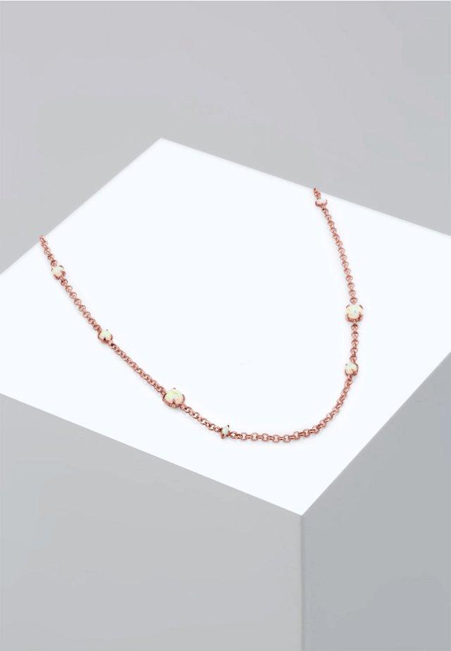 Collana - roségold-coloured