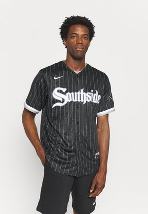 MLB CITY CONNECT CHICAGO WHITE SOX OFFICIAL REPLICA  - T-shirt con stampa - black