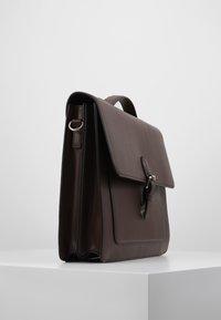 Pier One - Briefcase - dark brown - 3