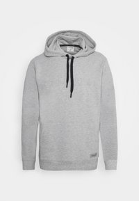 Calvin Klein Underwear - LOUNGE HOODIE - Hoodie - grey - 0