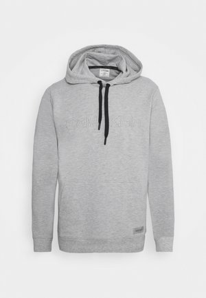 LOUNGE HOODIE - Sweat à capuche - grey