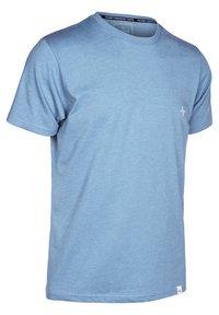 Spitzbub - NORBERT - Basic T-shirt - blue - 3