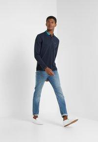 HUGO - DONOL - Koszulka polo - dark blue - 1