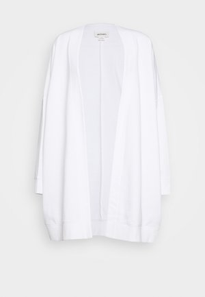 CAMILLA CARDIGAN - Zip-up hoodie - white light