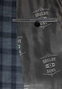 Shelby & Sons - LEYBURN 3PC SUIT - Completo - blue - 12