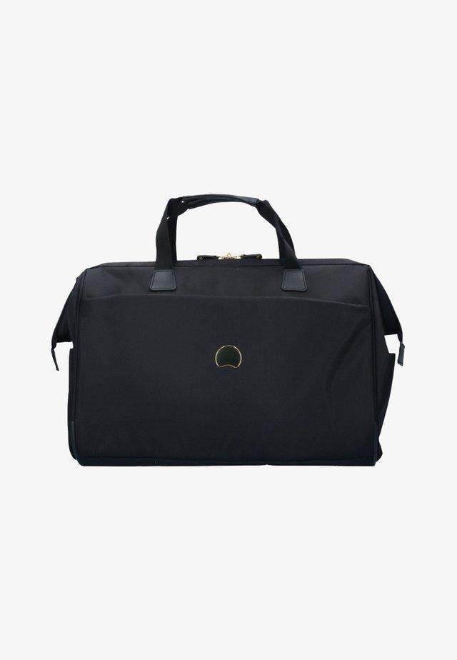 MONTROUGE - Weekend bag - black