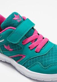 LICO - SKIP  - Sneaker low - türkis/pink - 2
