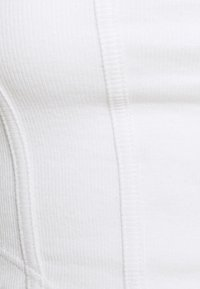 Missguided - STRUCTURED BANDEAU CORSET - Top - white - 2
