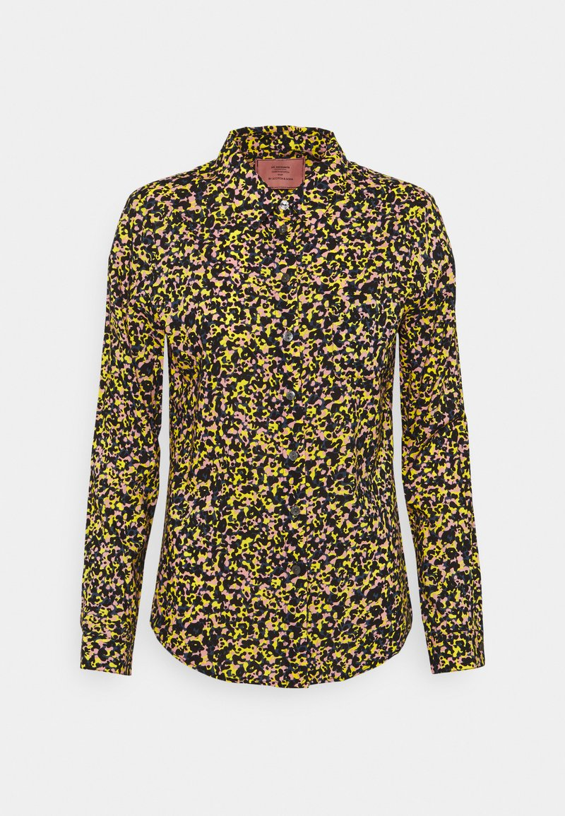 Scotch & Soda - Button-down blouse - combo c