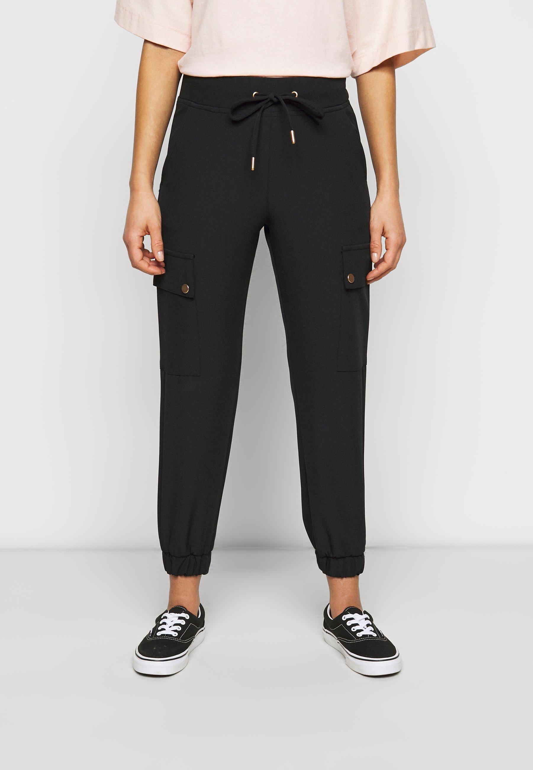 Women ONLGLOWING PANTS - Cargo trousers