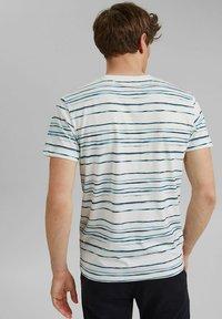 Esprit - T-shirt print - blue - 2