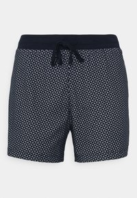 EVERYDAY SINGLE SHORTS - Pyjama bottoms - navy