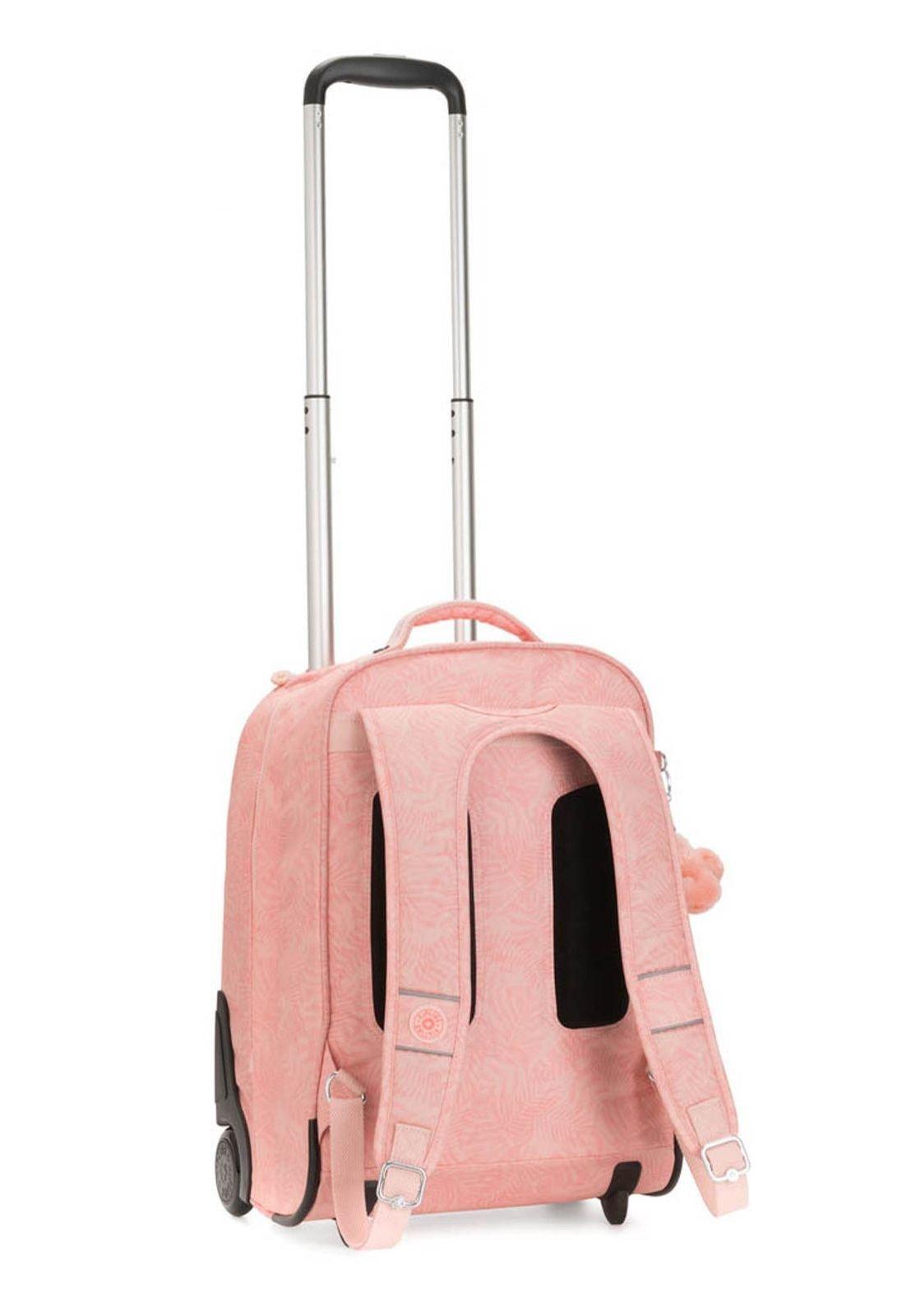 Kipling BACK TO SCHOOL - Wheeled suitcase - wild palm