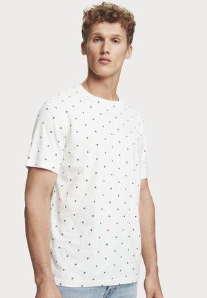 Print T-shirt - combo g
