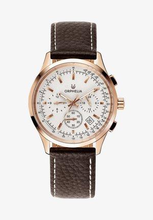 MULTI DIAL  - Watch - brown