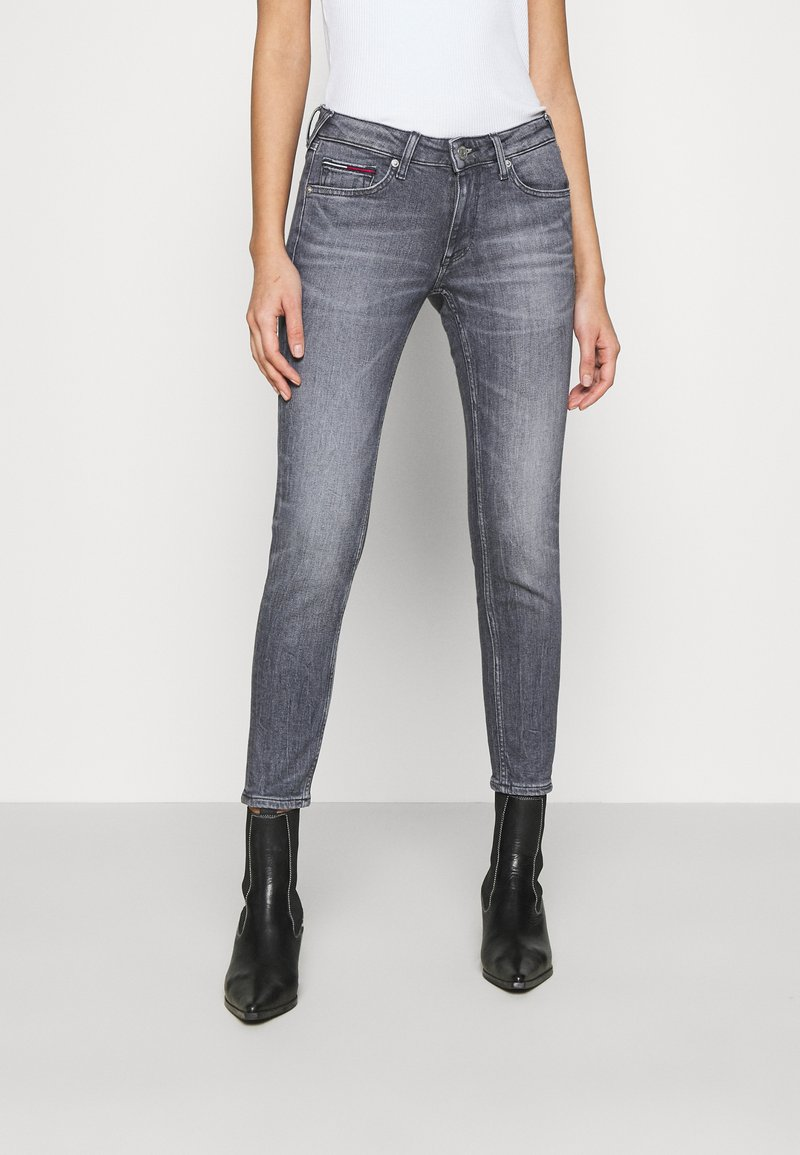 Tommy Jeans - SOPHIE - Jeans Skinny Fit - midnight grey
