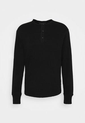 GIBSON  - Långärmad tröja - black