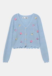 Cotton On - AUDREY FLORAL - Cardigan - white/water blue - 0