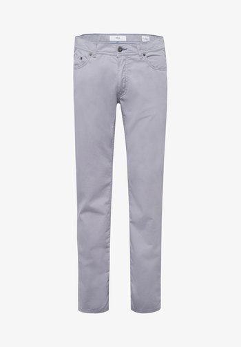 STYLE COOPER FANCY - Trousers - gray