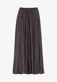 HALLHUBER - Pleated skirt - indigo - 3