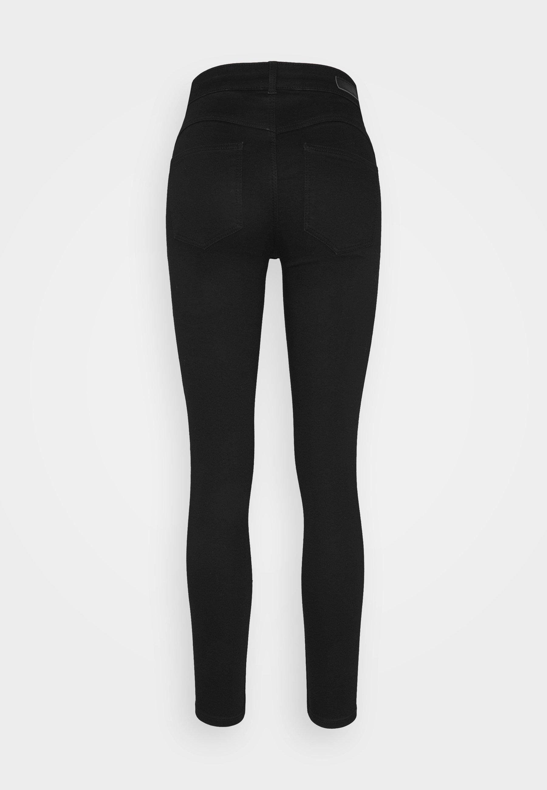 Femme PCSHAPE UP SAGE JEGGING - Jeans Skinny